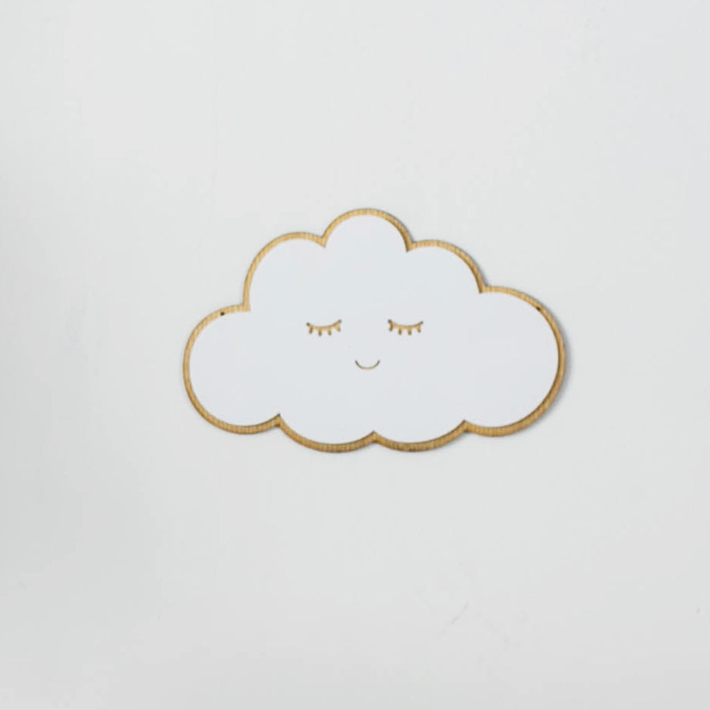 Sleepy Cloud - Wall Decor