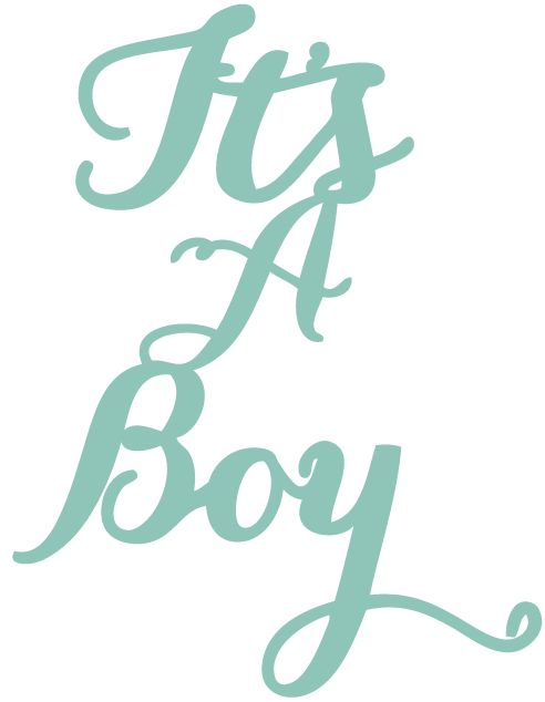 It's A Boy [Baby Shower]