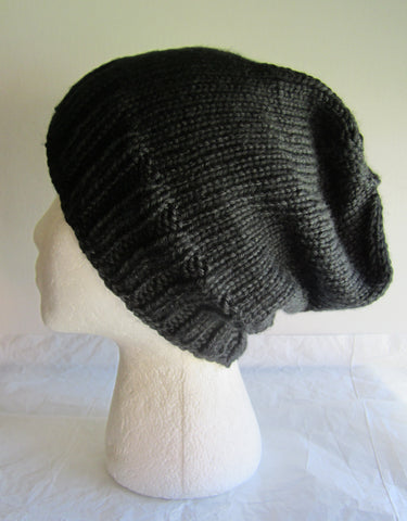 Ailith - Black Beanie Hat Free Shipping