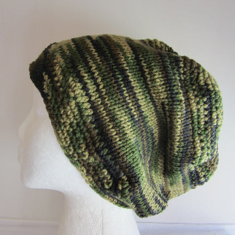 Camo - Camouflage Knitted Beanie/Hat Free Shipping