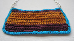 Horizon - Multicolor Crochet Necklace Free Shipping