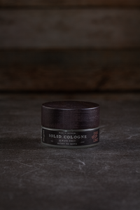 Solid Cologne Black Label