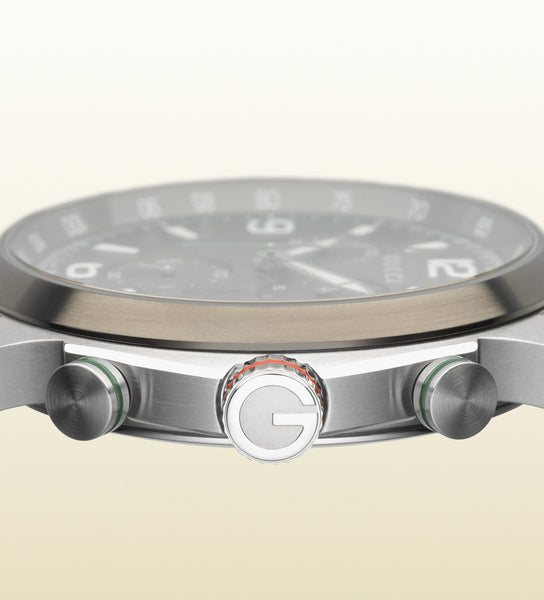Gucci G-Timeless Stainless Steel YA126238 (44mm)
