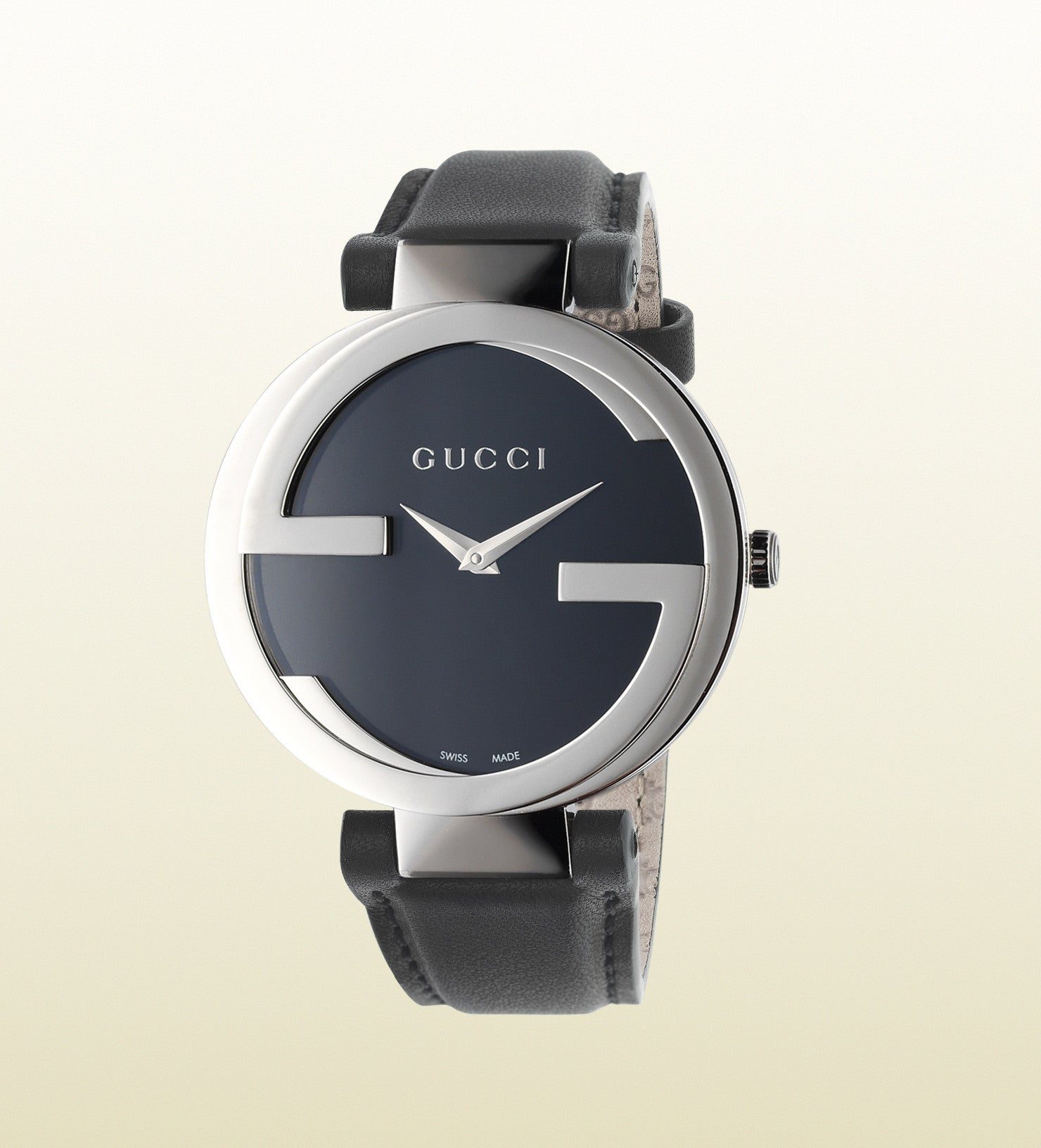 Gucci Interlocking Timepiece Collection Medium YA133301 (37mm)