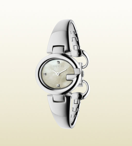 Gucci Guccissimma Collection with Diamonds Small YA134504 (27mm)
