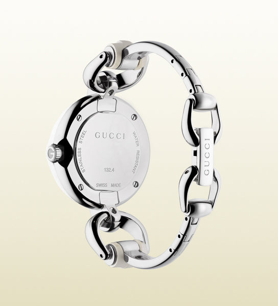 Gucci Bamboo Stainless Steel YA132406 (35mm)