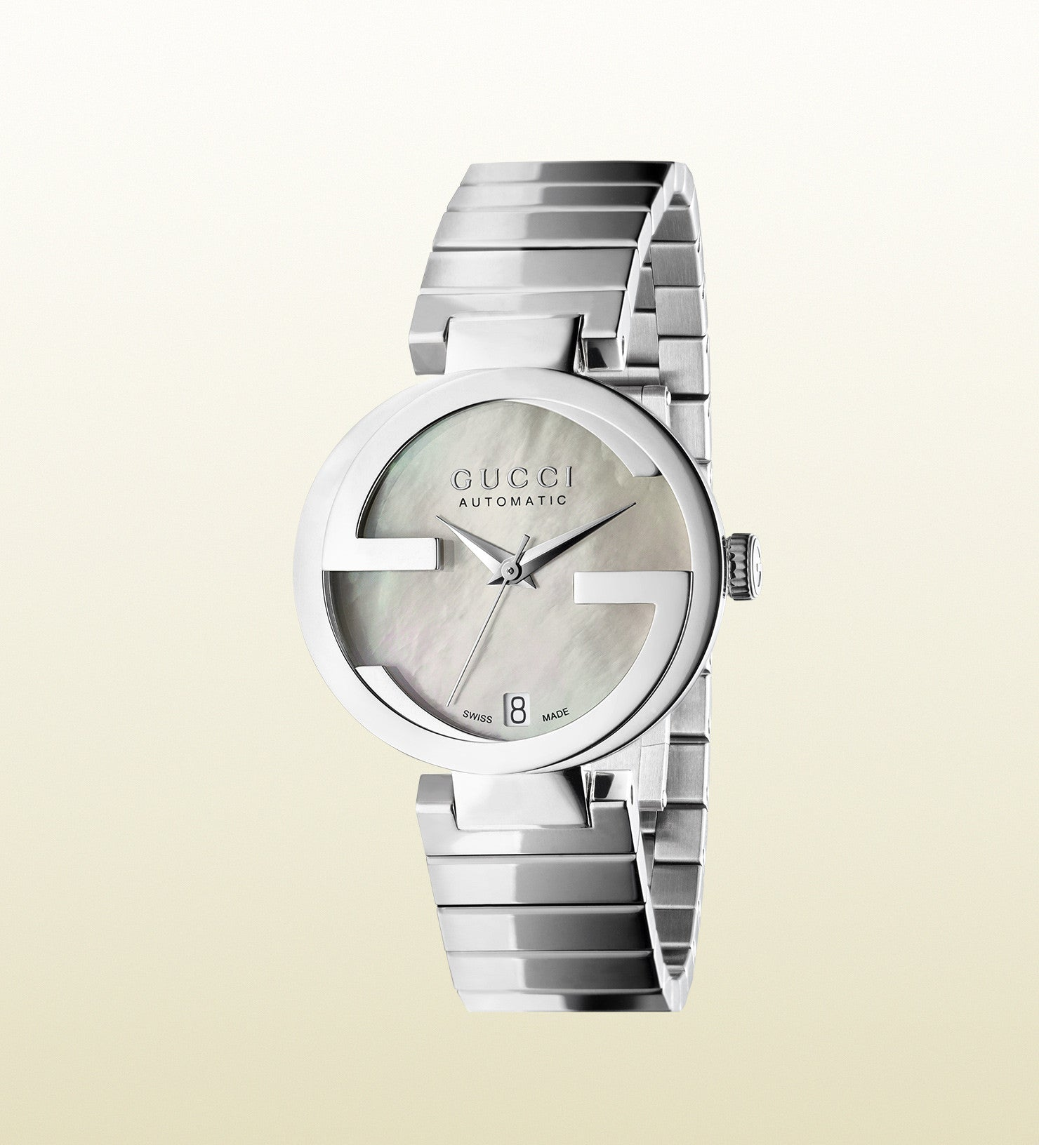Gucci Interlocking Timepiece Collection Small YA133401 (32mm)