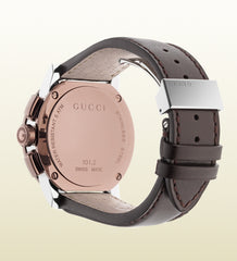 Gucci G-Chrono Extra Large Stainless Steel and PVD YA101202 (44mm)