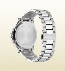 Gucci G-Timeless Large Slim Stainless Steel YA126316 (40mm)