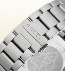 Gucci Dive Extra Large Stainless Steel YA136203 (45mm)