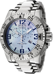 Invicta Excursion Quartz Chronograph Platinum 6259 (50mm)