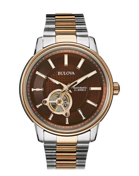 Bulova Precisionist Automatic 98A140 (45mm)