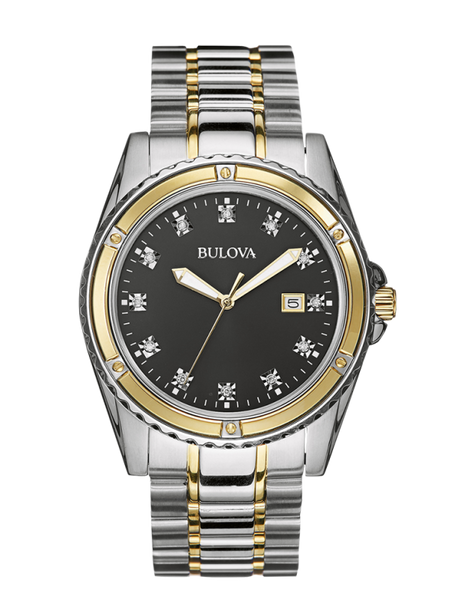 Bulova Diamond 98D122 (42mm)