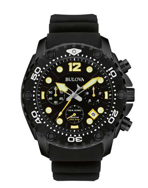 Buluva Sea King Chronograph 98B243 (46.5mm)