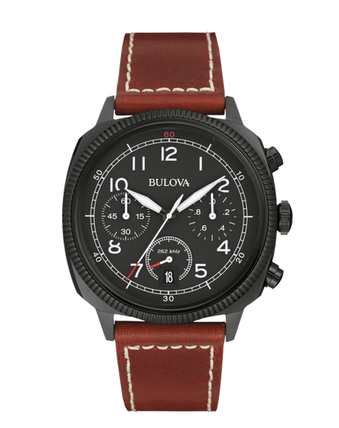 Bulova Military Chronograph 98B245 (42.5mm)