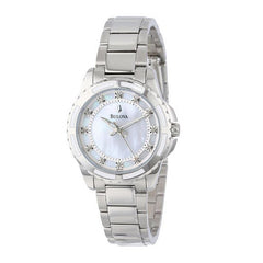 Bulova Women's Diamond Accent 96P144 (32mm)