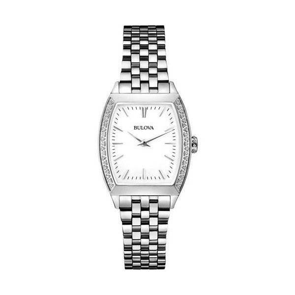 Bulova Women's Diamond Analog 96R196 (19mm)