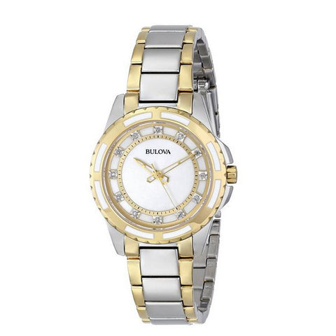 Bulova Women's Analog Display 98P140 (32mm)