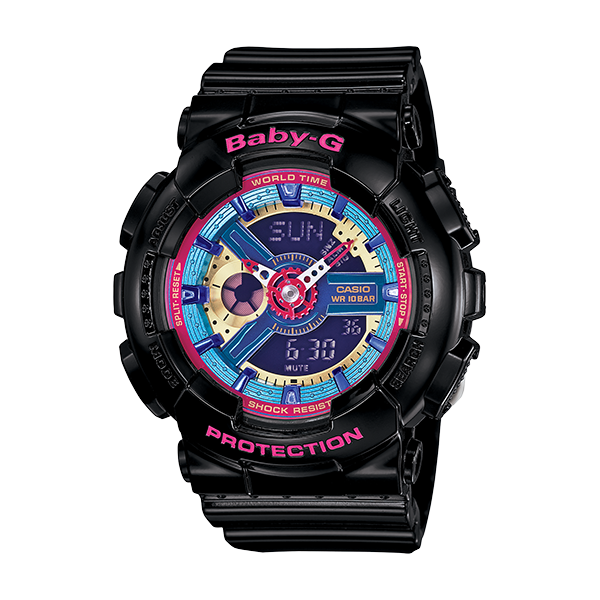Casio Baby-G BLACK BA112-1A