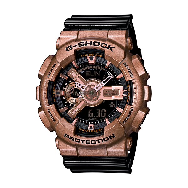 Casio G-Shock BIG CASE GA110GD-9B2