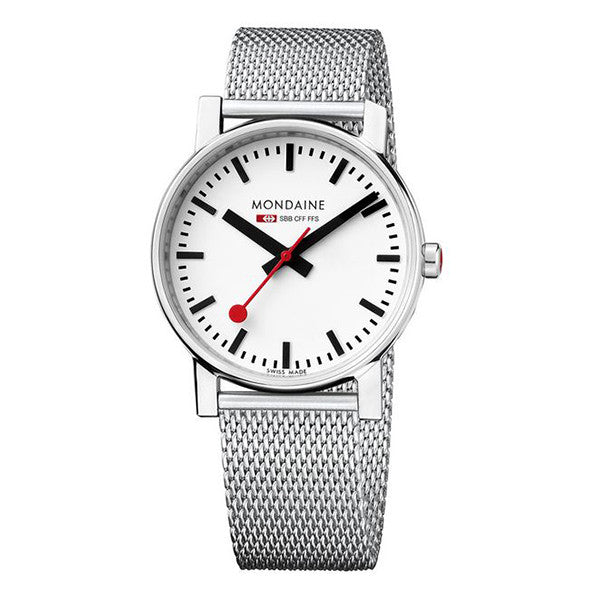 Mondaine Evo Gents A658.30300.11SBV (35mm)