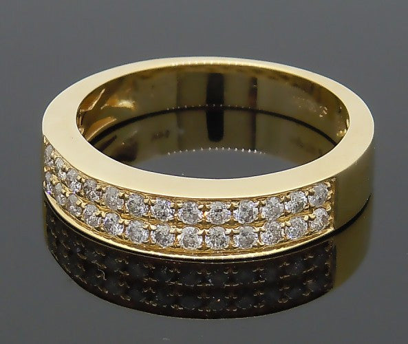 14k Gold 1ct Diamond Ring