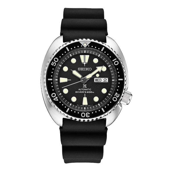 Prospex Men's Automatic Stainless Steel Diver Watch SRP777