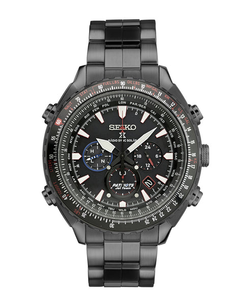 Seiko Solar Prospex Radio Sync LTD Edition Perpetual Calendar Men Watch SSG007