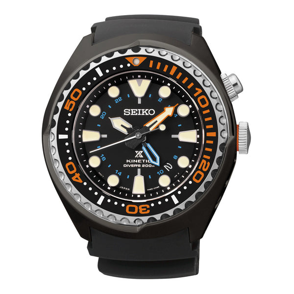 Seiko Prospex Kinetic GMT Divers SUN023 (47mm)
