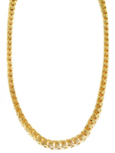 10k Yellow Gold Franco Chain