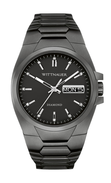 Wittnauer Brody Black Dial WN3046 (39mm)