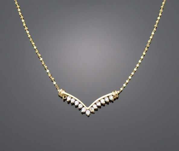 necklace in solitaire cut diamond gold wg princess sku white with fascinating jewelry ct nl