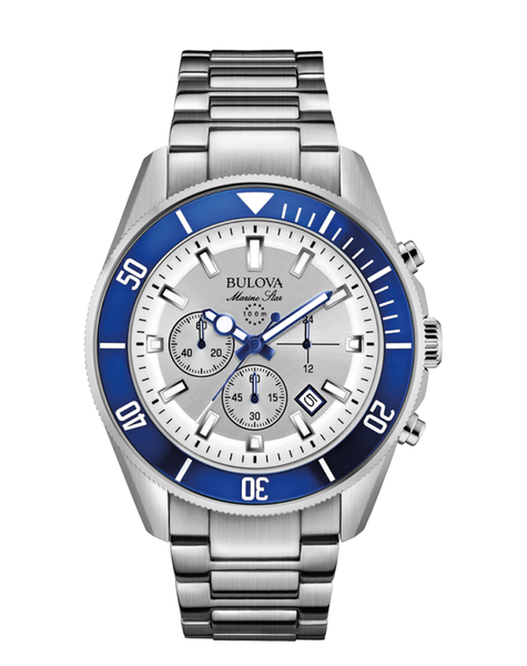 Bulova Marine Star 98B204 (43mm)