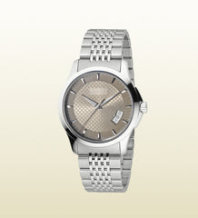 Gucci G-Timeless Stainless Steel YA126310 (40mm)