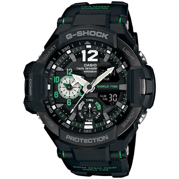 Casio G-Shock GWA1100-1A3