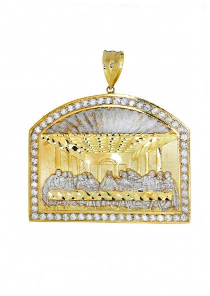 Last Supper Pendant