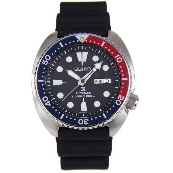 PROSPEX MEN'S AUTOMATIC STAINLESS STEEL DIVER WATCH SRP779