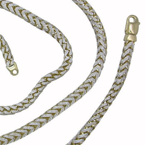 10k Yellow Gold Miami Cuban Chain