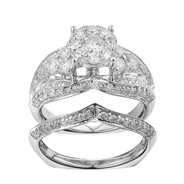 Ladies Engagement Rings 7