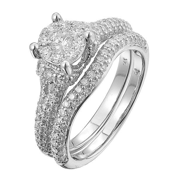 Ladies Engagement Rings 2