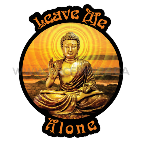 Buddha - Leave Me Alone