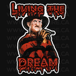 Freddy - Living The Dream