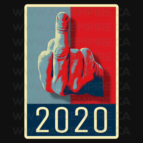 Middle Finger 2020