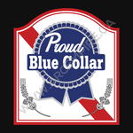 Proud Blue Collar
