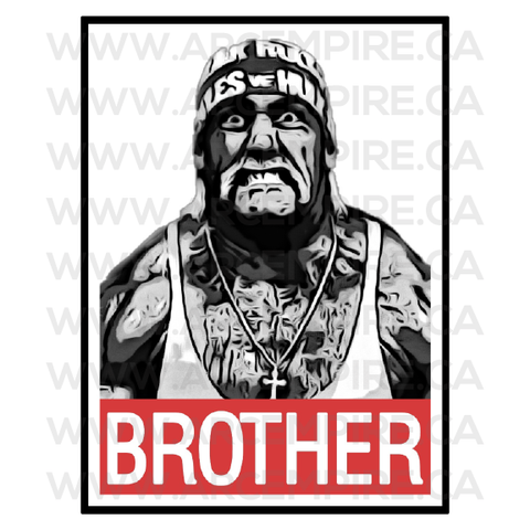 Brother Hulk Hogan