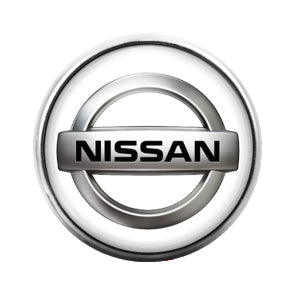 Nissan Car Logo - 18MM Glass Dome Candy Snap Charm GD0440