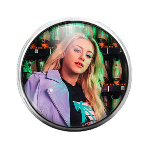 Riverdale - 18MM Glass Dome Candy Snap Charm GD0519