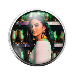 Riverdale - 18MM Glass Dome Candy Snap Charm GD0520