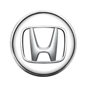 Honda Car Logo - 18MM Glass Dome Candy Snap Charm GD0442