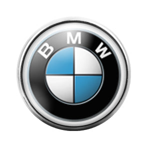 BMW Car Logo - 18MM Glass Dome Candy Snap Charm GD0443